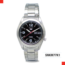 Load image into Gallery viewer, Seiko 5 Automatic Watch SNKM77K1