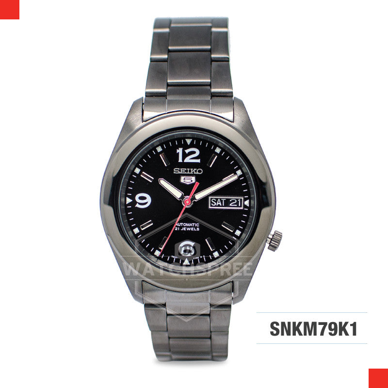 Seiko 5 Automatic Watch SNKM79K1