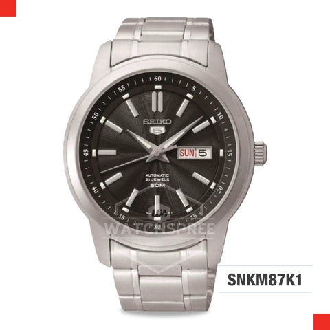 Seiko 5 Automatic Watch SNKM87K1