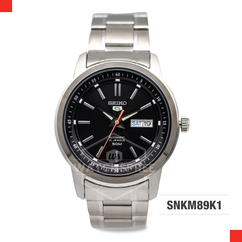 Seiko 5 Automatic Watch SNKM89K1