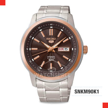 Load image into Gallery viewer, Seiko 5 Automatic Watch SNKM90K1