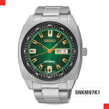 Load image into Gallery viewer, Seiko 5 Automatic Watch SNKM97K1
