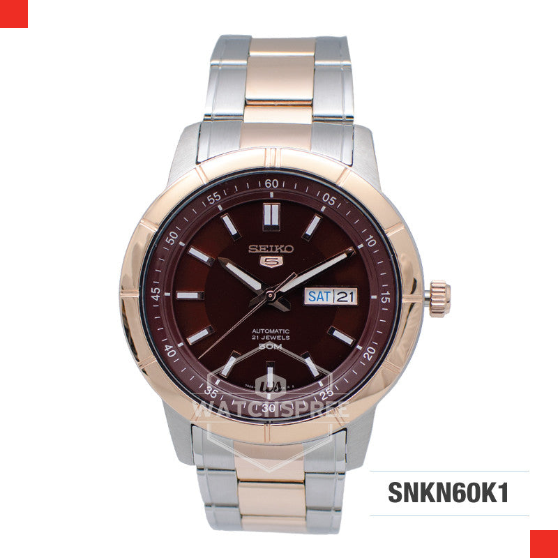 Seiko 5 Automatic Watch SNKN60K1