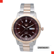 Load image into Gallery viewer, Seiko 5 Automatic Watch SNKN60K1