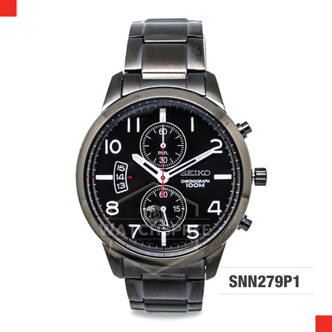 Seiko Chronograph Watch SNN279P1