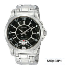 Load image into Gallery viewer, Seiko Premier Watch SNQ103P1