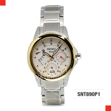 Load image into Gallery viewer, Seiko Criteria Women Watch SNT890P1