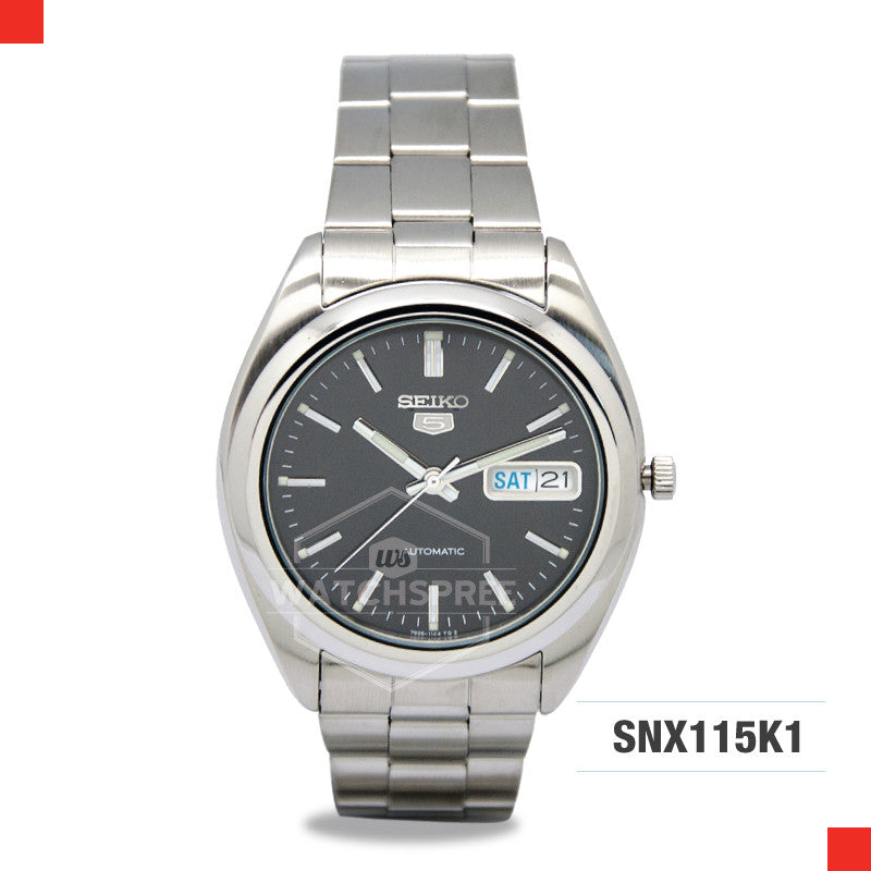 Seiko 5 Automatic Watch SNX115K1