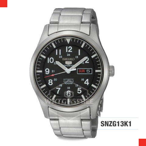 Seiko 5 Sports Automatic Watch SNZG13K1