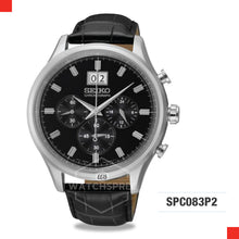 Load image into Gallery viewer, Seiko Chronograph Watch SPC083P2
