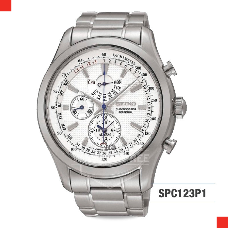Seiko Chronograph Watch SPC123P1