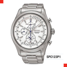 Load image into Gallery viewer, Seiko Chronograph Watch SPC123P1