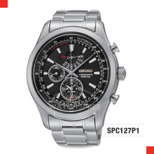 Load image into Gallery viewer, Seiko Chronograph Watch SPC127P1