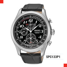 Load image into Gallery viewer, Seiko Chronograph Watch SPC133P1