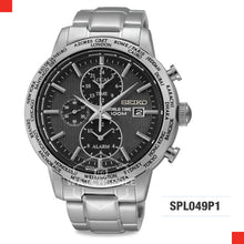 Load image into Gallery viewer, Seiko Chronograph Watch SPL049P1