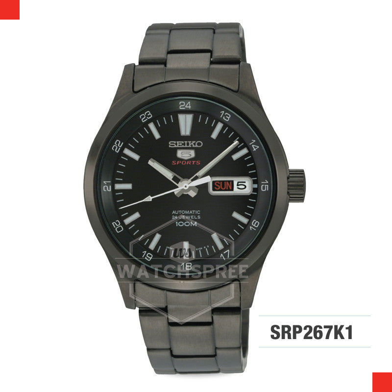 Seiko 5 Sports Automatic Watch SRP267K1