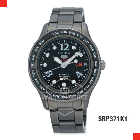 Seiko 5 Sports Automatic Watch SRP371K1