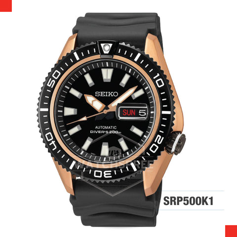 Seiko Superior Automatic Diver Watch SRP500K1