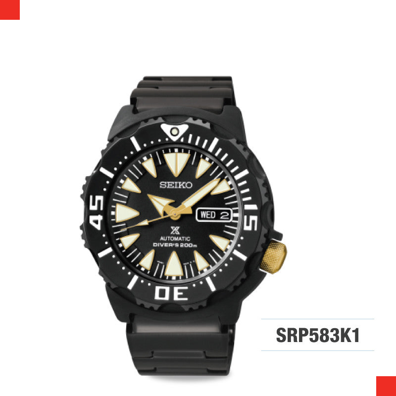 Seiko Prospex Automatic Diver Watch SRP583K1