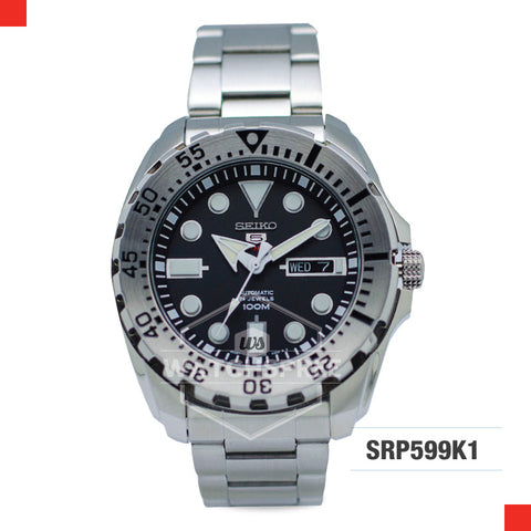 Seiko 5 Sports Automatic Watch SRP599K1