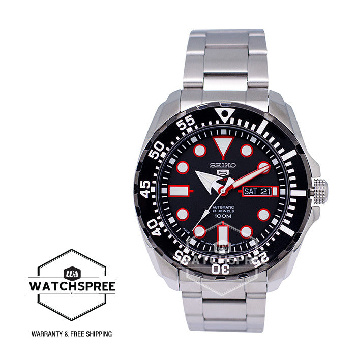 Seiko 5 Sports Automatic Watch SRP603J1