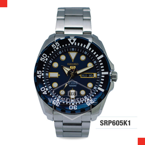 Seiko 5 Sports Automatic Watch SRP605K1