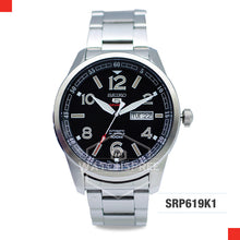 Load image into Gallery viewer, Seiko 5 Sports Automatic Watch SRP619K1