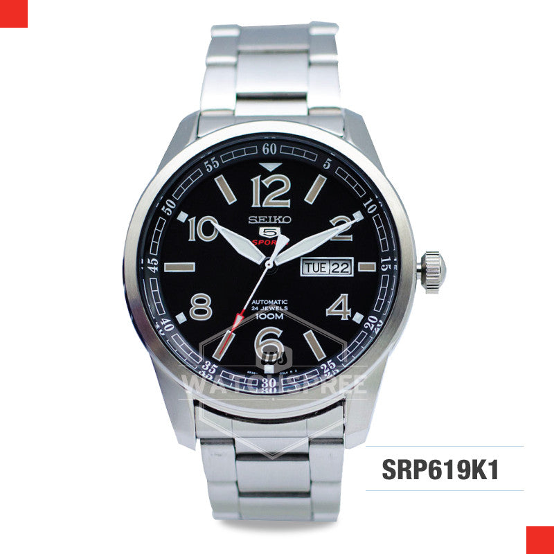 Seiko 5 Sports Automatic Watch SRP619K1