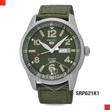 Load image into Gallery viewer, Seiko 5 Sports Automatic Watch SRP621K1