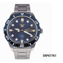 Load image into Gallery viewer, Seiko 5 Sports Automatic Watch SRP677K1