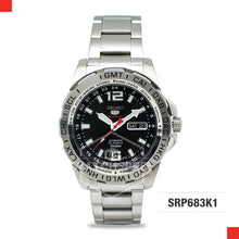 Load image into Gallery viewer, Seiko 5 Sports Automatic Watch SRP683K1