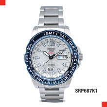 Load image into Gallery viewer, Seiko 5 Sports Automatic Watch SRP687K1