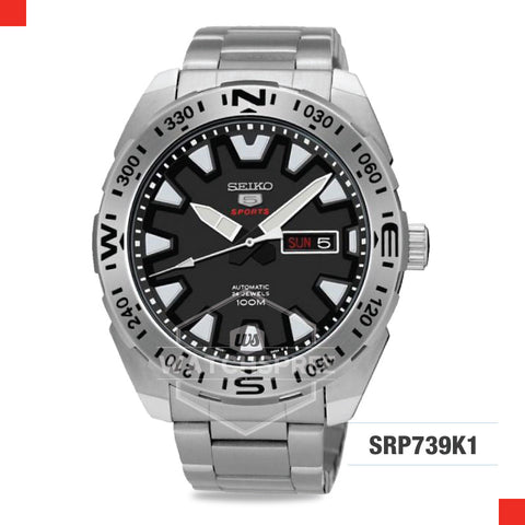 Seiko 5 Sports Automatic Watch SRP739K1