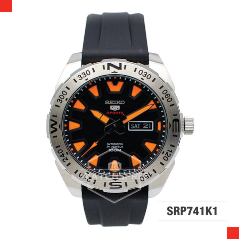 Seiko 5 Sports Automatic Watch SRP741K1