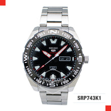 Load image into Gallery viewer, Seiko 5 Sports Automatic Watch SRP743K1
