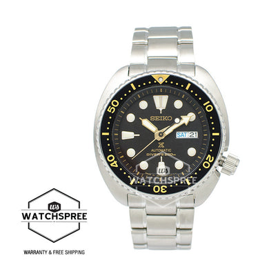 Seiko Prospex (Japan Made) Sea Series Automatic Diver's Stainless Steel Band Watch SRP775J1