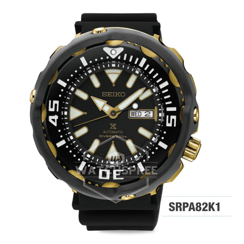 Seiko Prospex Diver Automatic Watch SRPA82K1 (Not for EU Buyers)