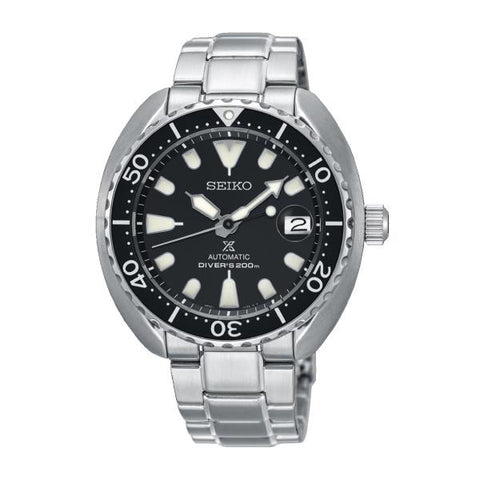 Seiko Prospex Sea Series Air Diver's Automatic Silver Stainless Steel Band Watch SRPC35K1