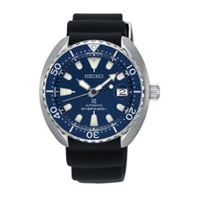 Load image into Gallery viewer, Seiko Prospex Sea Series Air Diver's Automatic Black Rubber Strap Watch SRPC39K1