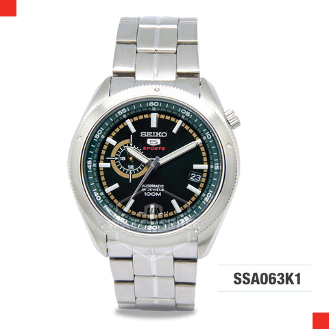Seiko 5 Sports Automatic Watch SSA063K1