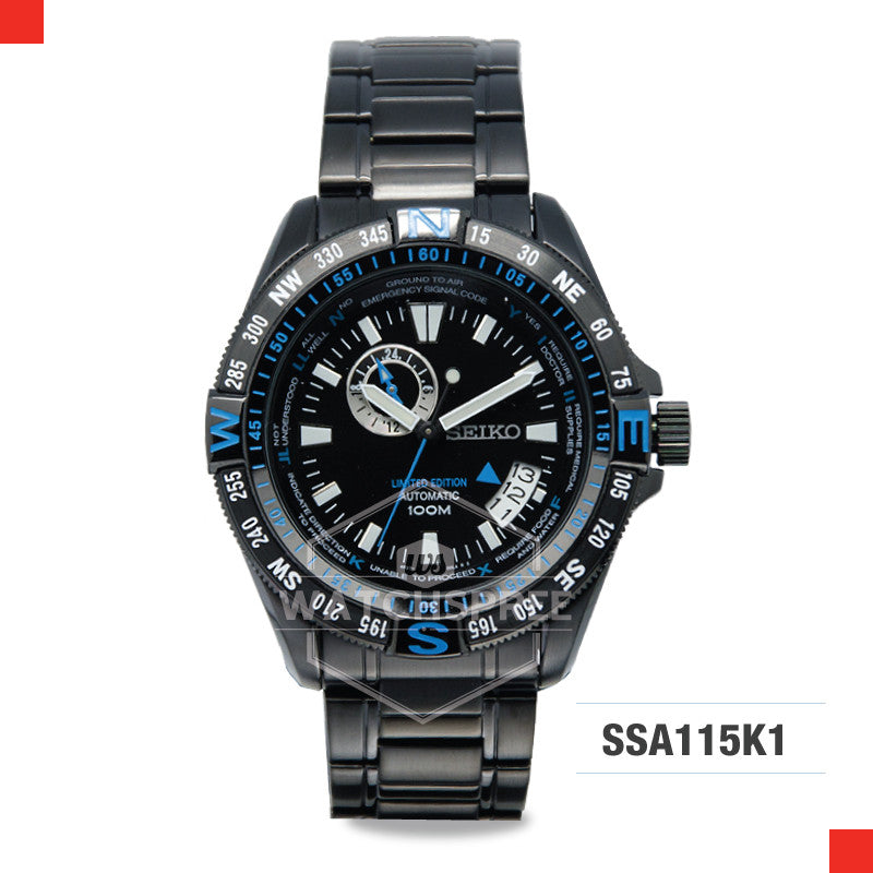 Seiko Superior Limited Edition Watch SSA115K1
