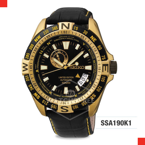 Seiko Superior Limited Edition Watch SSA190K1