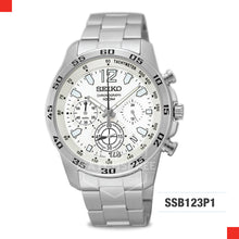 Load image into Gallery viewer, Seiko Chronograph Watch SSB123P1