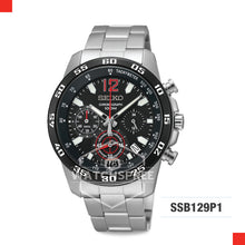 Load image into Gallery viewer, Seiko Chronograph Watch SSB129P1