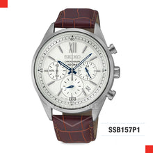 Load image into Gallery viewer, Seiko Chronograph Watch SSB157P1