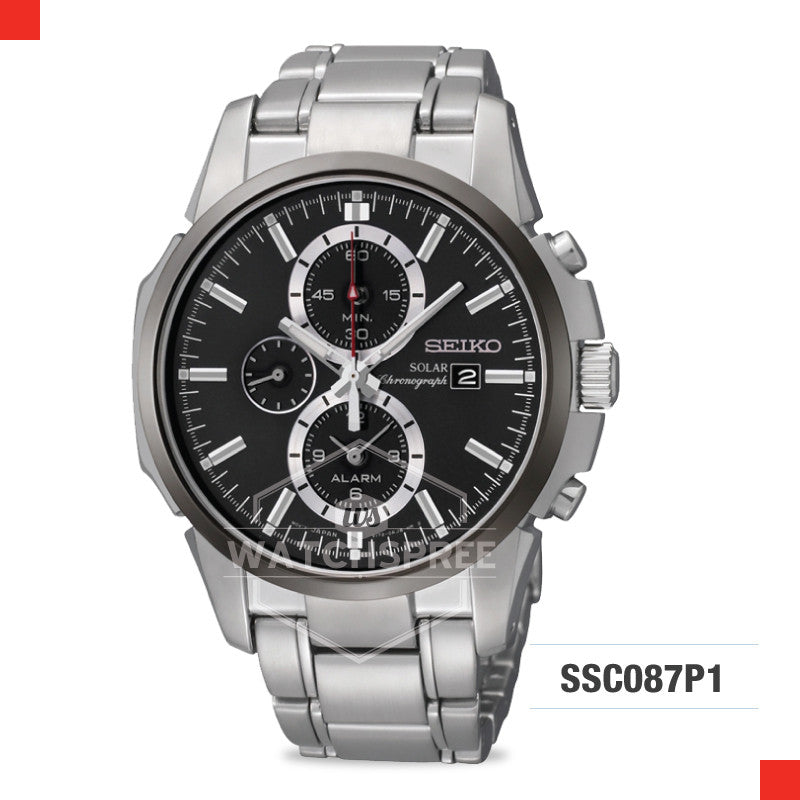 Seiko Chronograph Watch SSC087P1