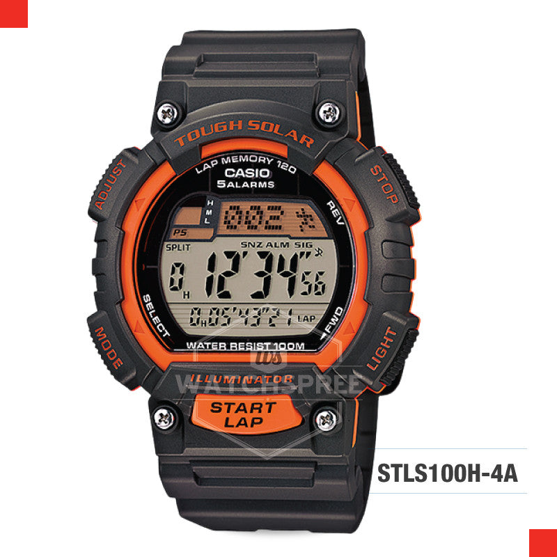 Casio Sports Watch STLS100H-4A