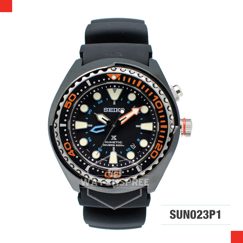 Seiko Prospex Kinetic Diver Watch SUN023P1