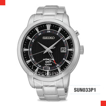 Load image into Gallery viewer, Seiko Kinetic Watch SUN033P1