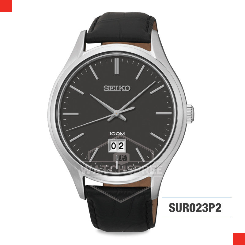Seiko Quartz Watch SUR023P2